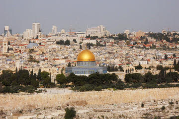 Jerusalem Daily Half Day Tour from...