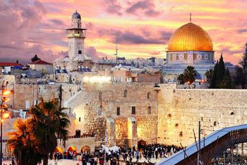 Jerusalem Old and New cities tour from Kfar Saba