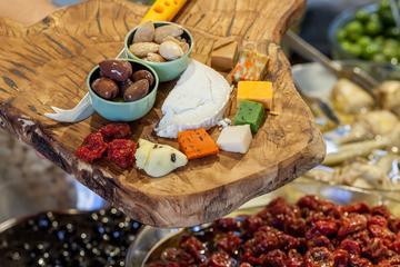 Bitemojo self-guided culinary tours of Jerusalem: Creative Class Food...