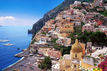 Private Transfer: Naples to Ravello, Amalfi and Positano
