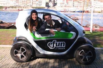 Día completo en Oporto con recorrido en coche eléctrico con GPS...