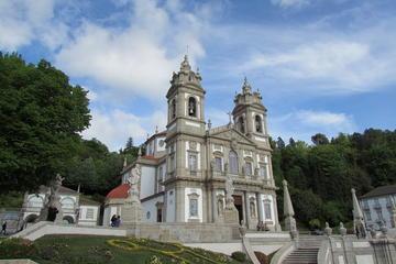 Excursão de meio dia de Braga saindo de Porto