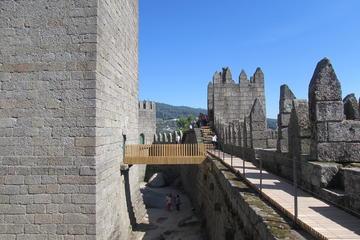 Excursão de meio dia para Guimarães, partindo de Porto