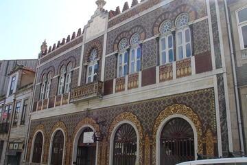 Excursion à pied à la découverte des mosaïques de Porto