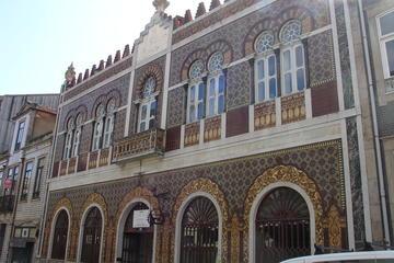Recorrido a pie por los azulejos de Oporto