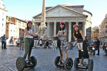 Rome City Center Segway Tour