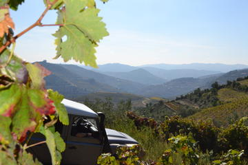 Douro 4x4 Offtrack Adventure from Porto