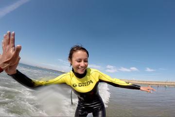 Experiência de surfe em Porto