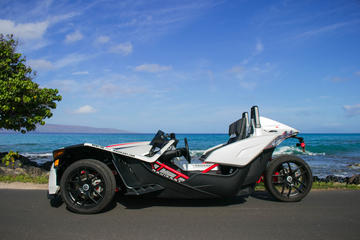 Full-Day Polaris Slingshot Rental in...