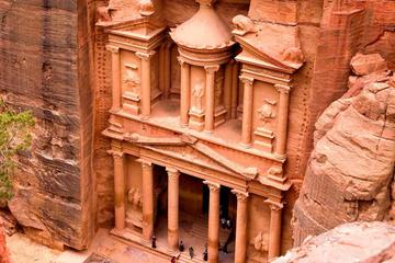 Tour di Petra da Amman o Mar Morto