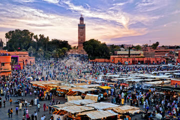 Casablanca Airport to Marrakesh