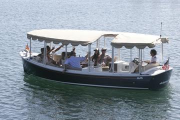 Crucero con comida y vino de San Diego