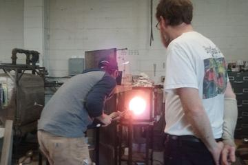 Private Glass Blowing Class and Tour...