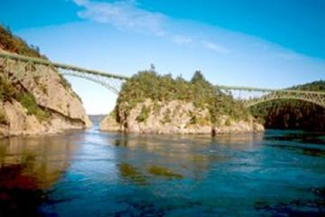 Tour privato di Deception Pass Bridge Island da Seattle