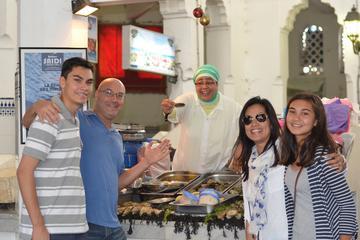 Casablanca Marché Central Food Tour...