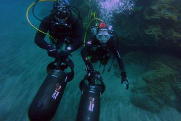 Två fantastiska dyk med ...