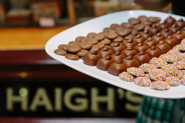 Melbourne Chocolate and Other Desserts Walking Tour
