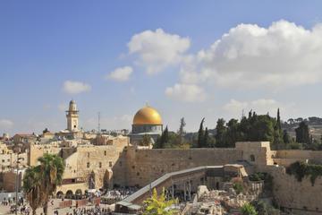 Excursion en bord de mer à Ashdod: journée à Jérusalem et Bethléem