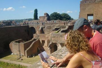 Porto delle crociere a Civitavecchia: tour giornaliero privato a Roma