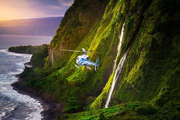 Wasserfälle von Kohala