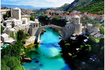 Mostar 2-Night Multiday Trip with Excursion to Kravice Waterfalls...