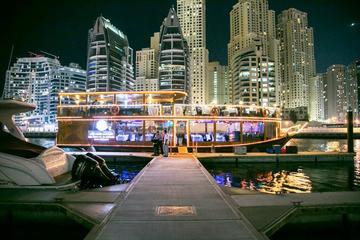 Bootsfahrt mit Abendessen in der...