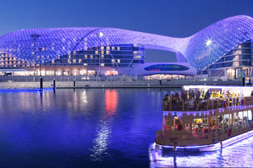 Yas Marina Dinner Cruise