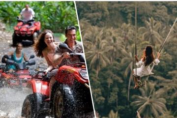 Combinazione ATV QUAD Bike Ride &amp