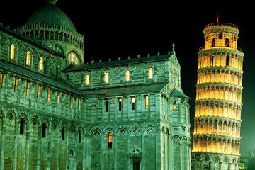 Pisa and Lucca Wine Tour from Florence