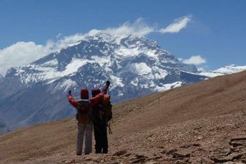 Mount Aconcagua Trekking Tour to Confluencia