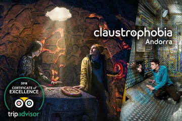 Claustrofobia Andorra Escape Room