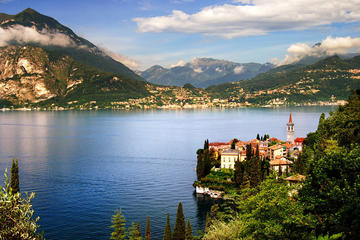 Lake Como and Valtellina Valley Small-Group Tour from Milan