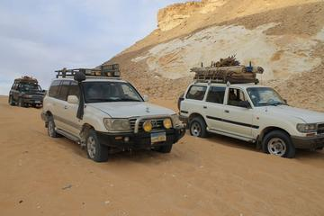 2 Days Bahariya Oasis Safari Trip from Hurghada