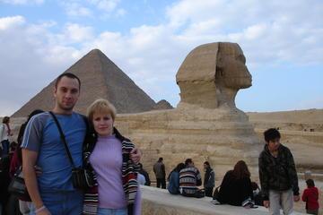 Dagtrip naar Caïro met de touringcar