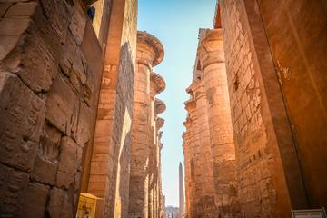 Udflugt med overnatning til Luxor, Aswan og Abu Simbel fra Hurghada