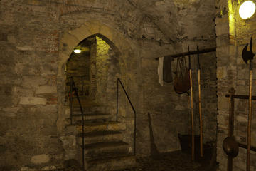 Private Prague Underground Ghost Walking Tour