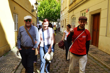 Visite de la vieille ville de Prague, croisière sur la rivière et...