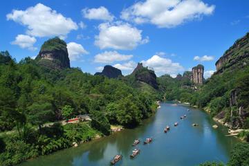 3-Day Private Mount Wuyi Tour...