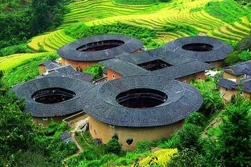 Private Day Tour Tianluokeng Tulou...