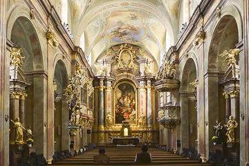 Classical Concert in Vienna's St. Anne's Church: Mozart, Beethoven...