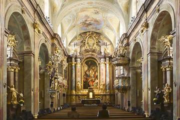 Concert de musique classique à l'église Sainte-Anne de Vienne...