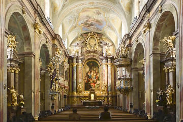 Vienna Classical Concert in St Anna's Church: Mozart, Beethoven or...