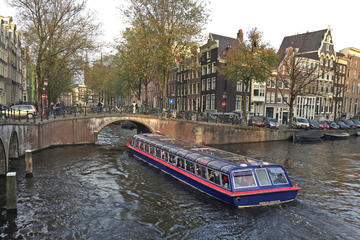 Amsterdam City Canal Cruise plus Skip-the-Line Madame Tussauds...