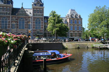 Canal Cruise with Van Gogh Museum and...
