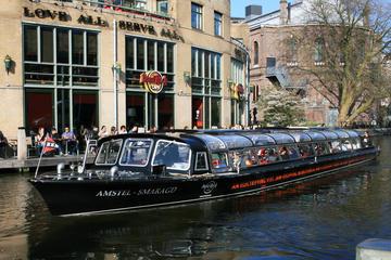 Crucero con hamburguesas del Hard Rock Café en Ámsterdam
