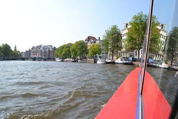 Dîner-croisière à Amsterdam et entrée au Holland Casino