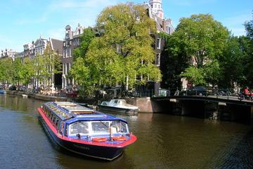 Kanalkryssning i Amsterdam