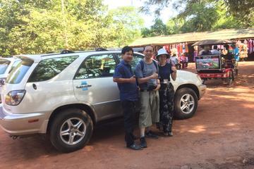Privat tur Angkor Wat Fem dages tur...
