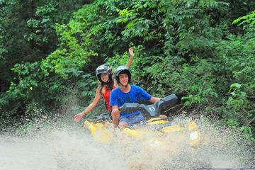 ATV Extreme and Snorkel Adventure from the Riviera