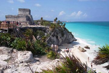 Départ de Riviera Maya pour Tulum Xtreme